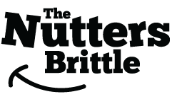 The Nutters Brittle - Handcrafted Caramel Brittle with Chocolate and Nuts