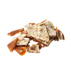 The Nutters Brittle - Hazelnut and White Chocolate Brittle